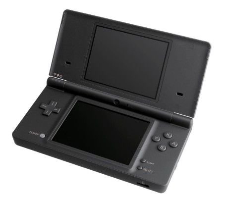 Nintendo DS Lite Black + Mario Kart DS