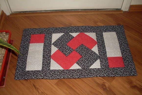 patchwork tapetes de banheiro - Pesquisa Google