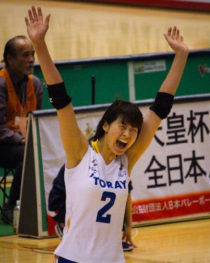 いいね!92件、コメント1件 ― @hiroyukiiiii1215のInstagramアカウント: 「ステッカーが届いた。やったー #サオリンステッカー #木村沙織 #宮下遥 #江畑幸子」