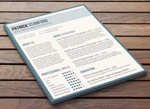 10 best ATS-Friendly Resumes images on Pinterest Curriculum, Job - colored resume paper