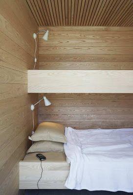 camarotes / madera