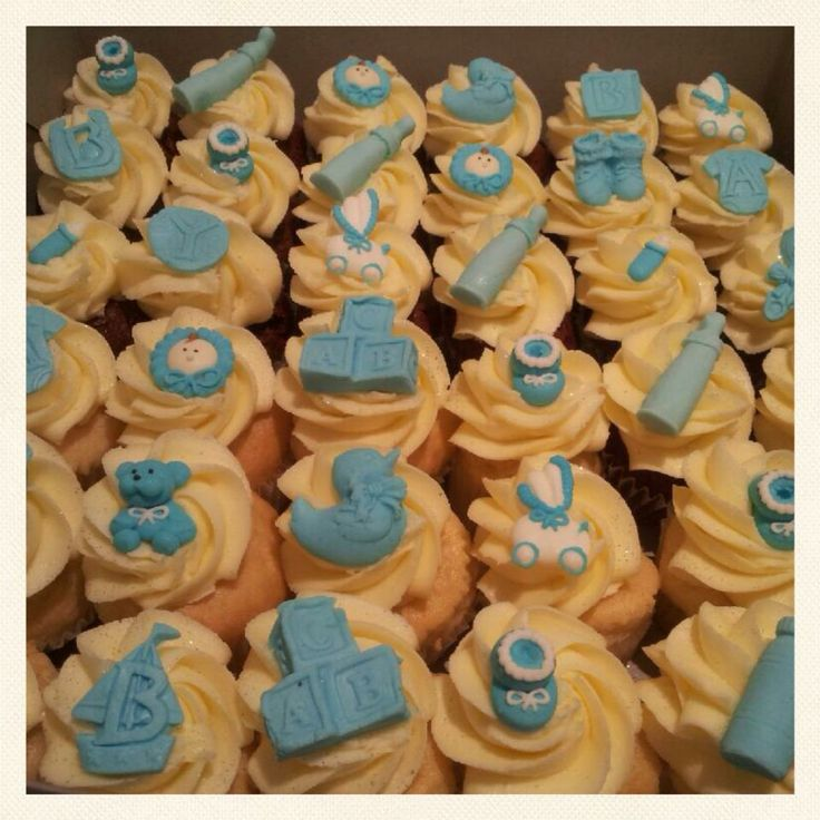 Babyshower Ideas are endless. Contact Bella's for a quote- 0430 844 633 or admin@bellascupcakeworld.com