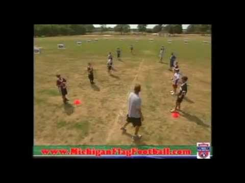 Flag Football Coaching Tips pt3