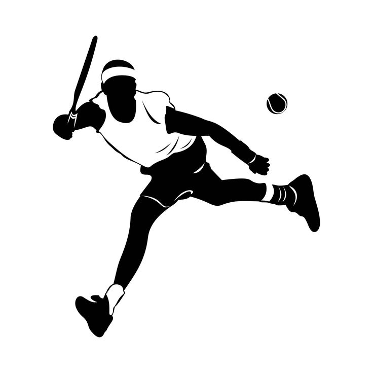 Tennis Man Player Ball Graphics SVG Dxf EPS Png Cdr Ai Pdf Vector Art Clipart instant download Digital Cut Print File Cricut Silhouette by VectorartDesigns on Etsy