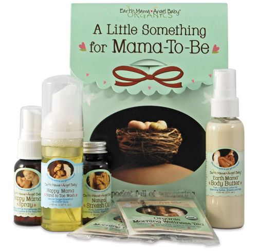 Little Something Mama-To-Be -~Adorable Gift Set for Mother To Be! Check out this and other great natural products at EarthTurns.com. Free Shipping on all orders within the USA! :)