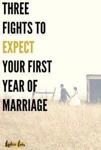 Just in case you thought the honeymoon stage was a real thing, and that you won't want to kill your spouse within the first year of marriage, I'm here to set you straight. To tell you that you are not alone as a wife and let you in on what to expect your first year of marriage and what happened in mine! Teaser: it might involve a breakdown in Target.