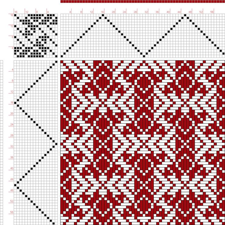 draft image: Page 27, Figure 2, Christian Morath Pattern Book, 16S, 16T
