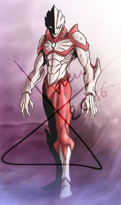 Ultraman Sin by ipcomics076.deviantart.com on @DeviantArt