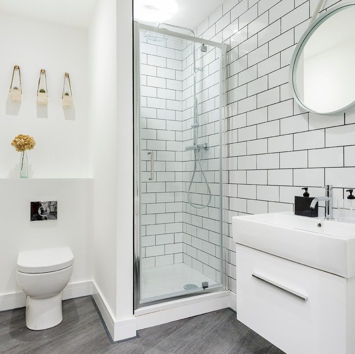 Wet Room Design Ideas If You Are Thinking About Ways To Spruce Up Your Interior Then You Should Look I Small Shower Room Small Bathroom Makeover Shower Room