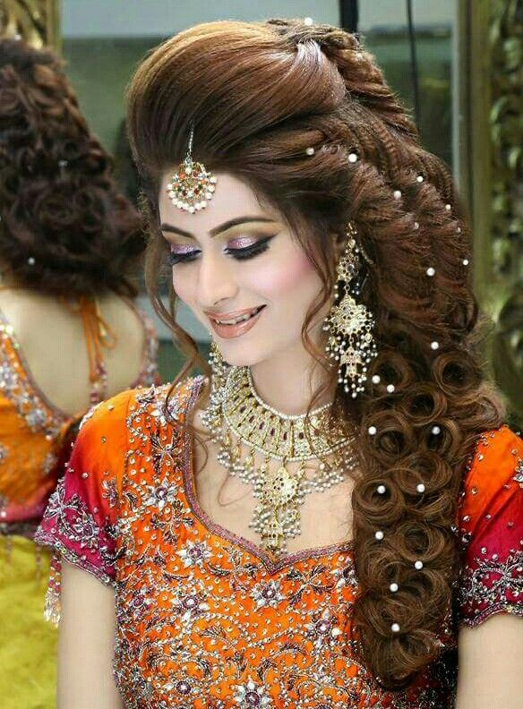 Kashee S Mehndi Hairstyles : Best images about kashee s bridal makeup on pinterest