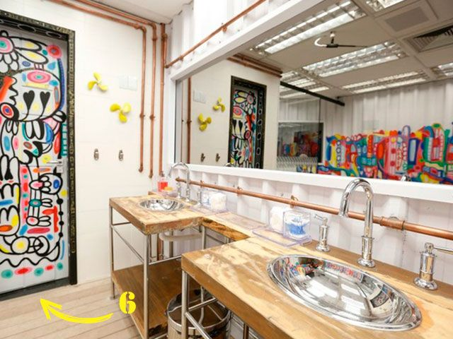 bbb decoração industrial banheiro - vidaloucadecasada.com.br