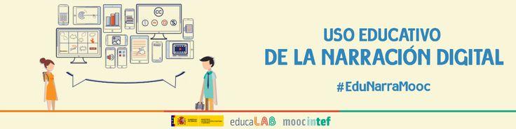 """Listly del MOOC """"Uso educativo de la narración digital"""" #EduNarraMooc"""