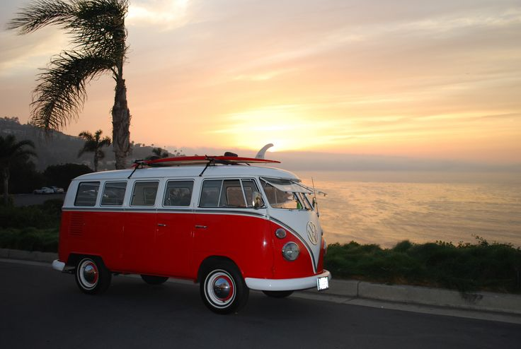 We Take A Road Trip In Volkswagen S Fantastic California: Surf And Buses