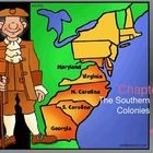Alligns with Grade 5 Social Studies: America's Story, Harcourt Brace, 1997  All about the Southern Colonies  Powerpoint Presentation outlines the e...