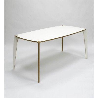 17 beste idee n over kantoortafel op pinterest ontwerp tafel kabel management en bureau ontwerp - Tafel salle a manger ontwerp ...