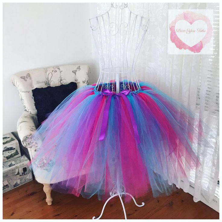3/4 length Tutu skirt