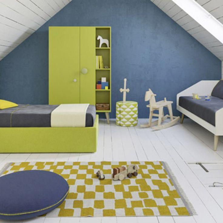 Oltre 1000 idee su tende per cameretta dei bambini su - Tende colorate per camerette ...