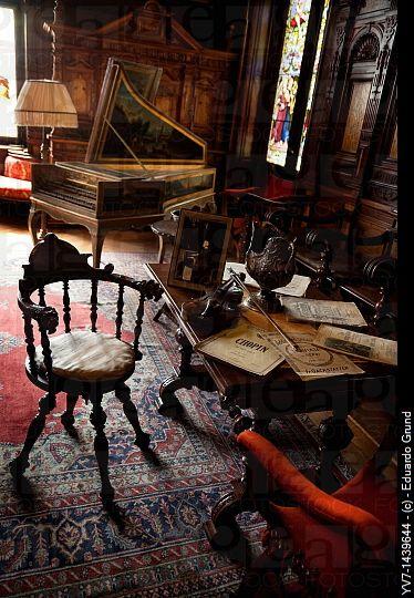 Image detail for -Inside the Peles Castle Sinaia, Transylvania, Romania, Europe