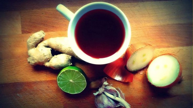 Natural remedies for cough, running nose and cold