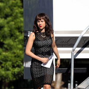 scarlett johansson chef | Scarlett Johansson on the set of her new movie Chef, LA July photo ...