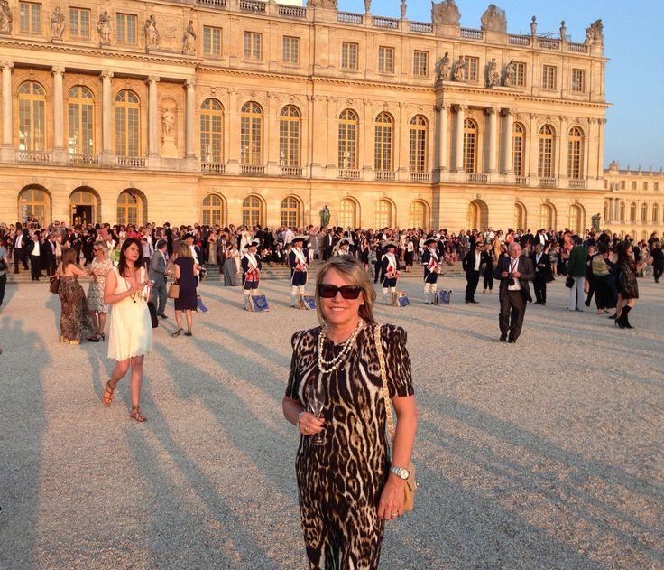 Designer Chantal Levesque was part of a prestigious evening at Château de Versailles while in Paris for the Salon international de la lingerie et du swimwear - Mode City. SHAN.ca