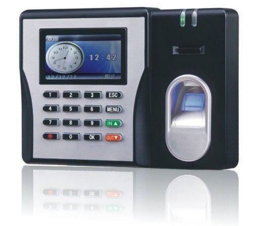 КО-MX629 Биометрические Отпечатков Пальцев Посещаемость Времени Идентификации Устройства + IC 13.56 МГЦ карты