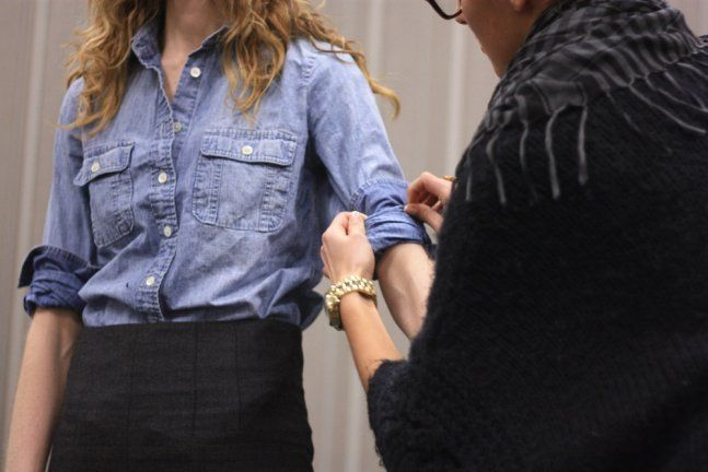 Fashion Tips from a J.Crew Stylist | About Love