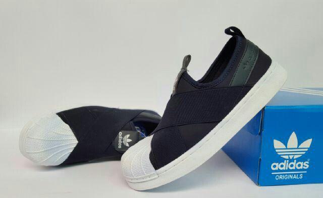 IDR.270.000 36-40 adidas slip on