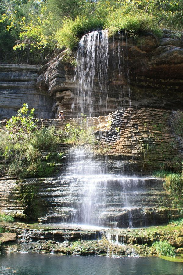 25 best places i like images on pinterest nature viajes for Hidden falls cabins branson mo