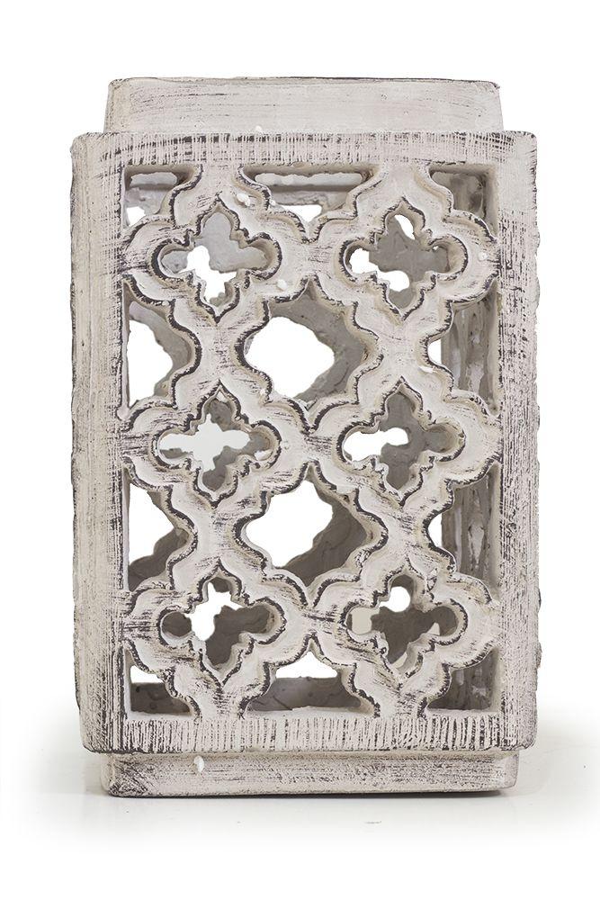 Φανάρι Stone, 16.50€, http://www.lovedeco.gr/p.Fanari-Stone.804111.html
