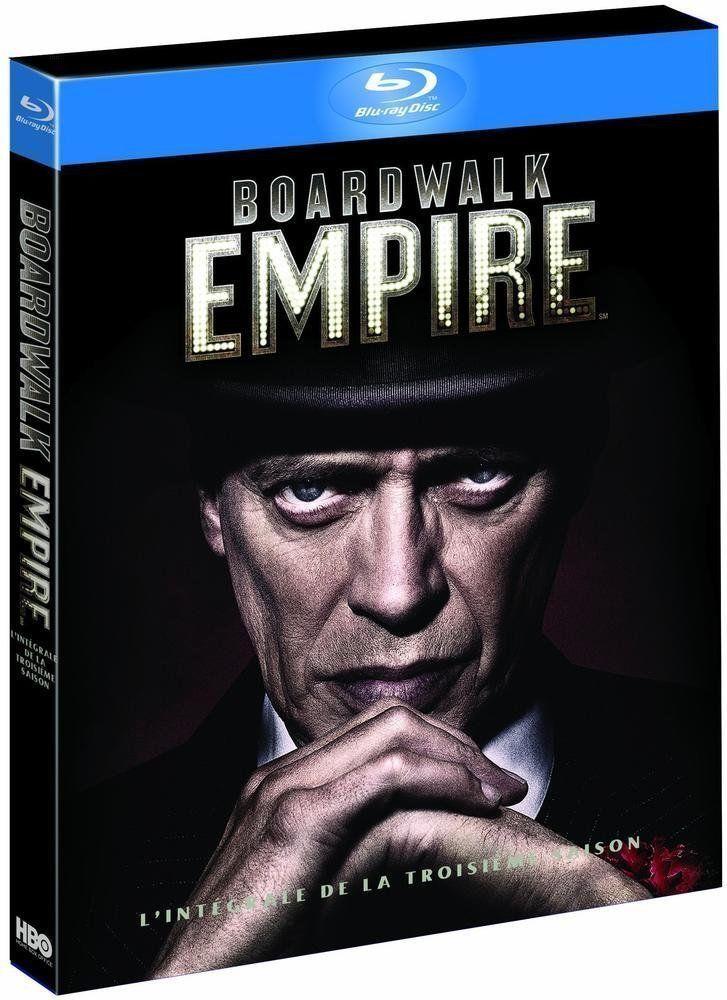 DERNIER EXEMPLAIRE !!! Boardwalk Empire - Saison 3 [Blu-ray] - Blu-Ray - NEUF