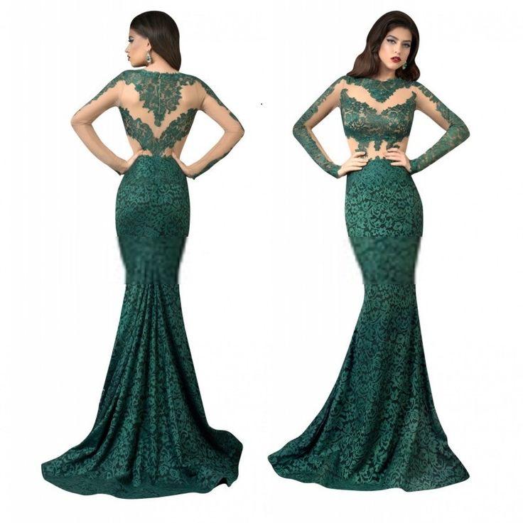17 best ideas about Emerald Green Lace Dress on Pinterest ...