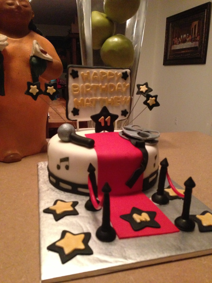 Red Carpet Cakes Images