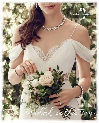 The Bridal Collection -   Take a look at the new Bridal Collection catalog!  Shop my boutique...www.chloeandisabel.com/boutique/yvettemcgrew