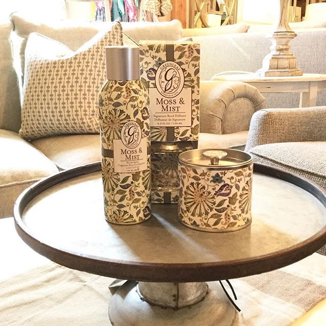 Moss Mist By Green Leaf Is Our Newest Scent Which Is Peerrrfect For Fall! Furniture  StoresHome ...