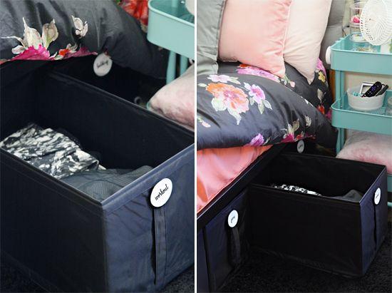 IHeart Organizing: Back To School: Dorm Room Organization Tips