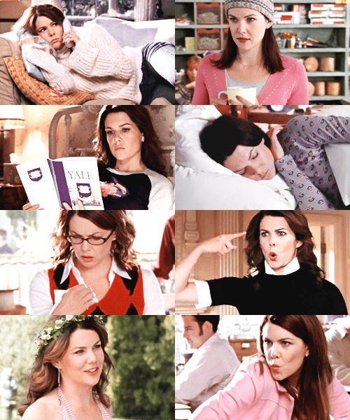 Lorelai Gilmore. Confident, witty, successful and all round awesome.
