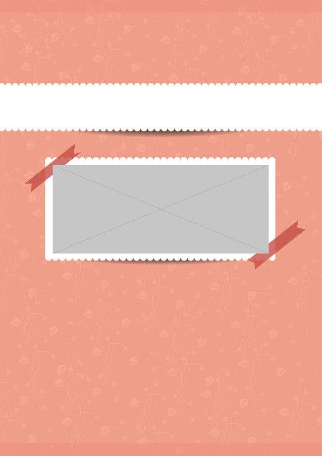 النص البرتقالي تصميم غلاف الكتاب خلفية النواقل Blank Background Blank Cards Frame