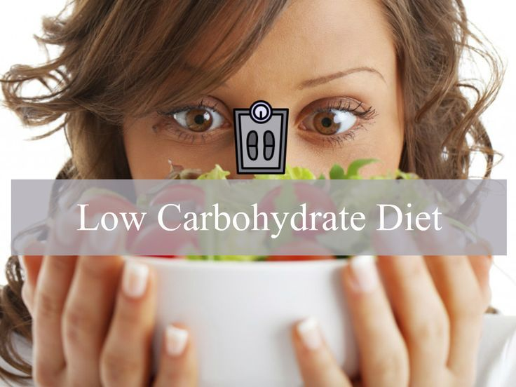 awesome low carbohydrate diet...