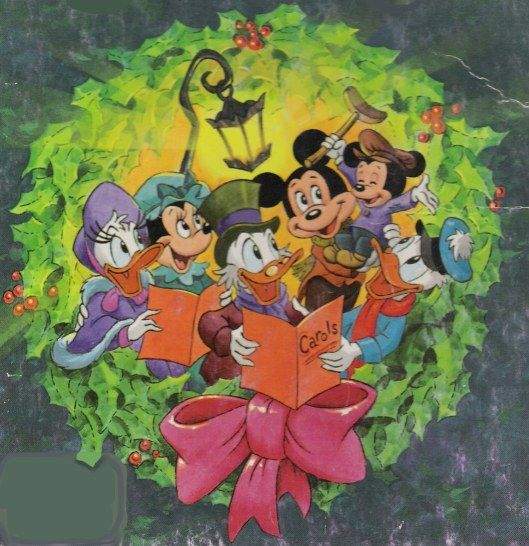 Mickey's Christmas Carol...one of my favorites!  Makes me so happy.