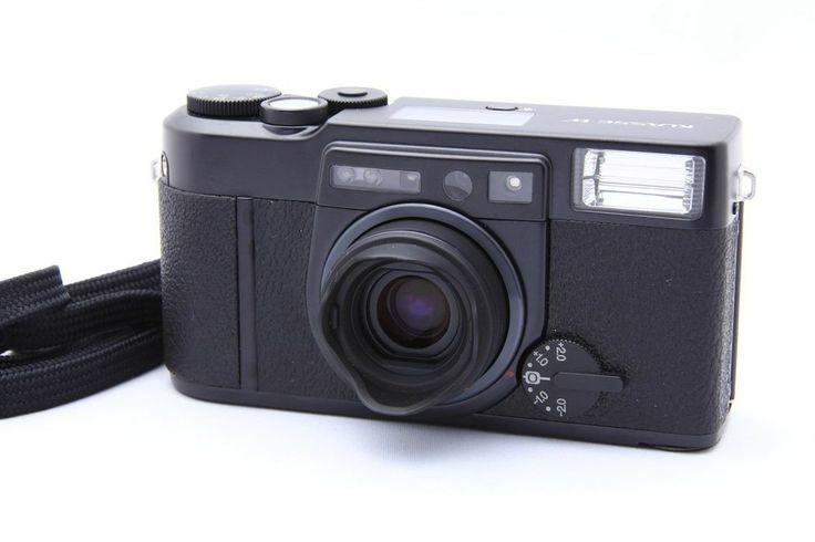 Fujifilm Klasse w Black 35mm   Point Shoot Camera Fuji Fujinon 28mm EXC