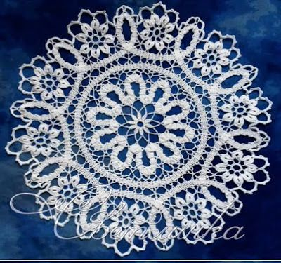mom loved lace things