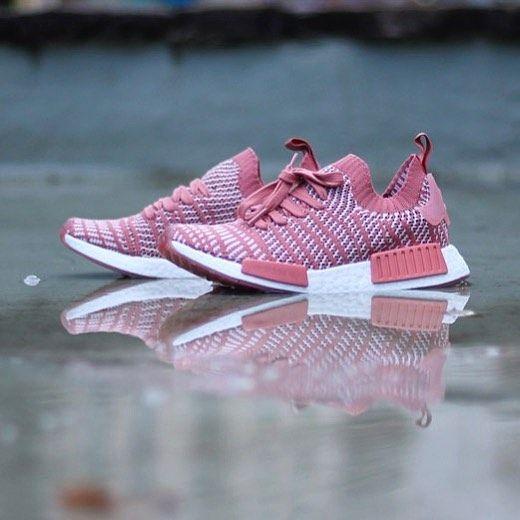 adidas Originals NMD_R1 STLT PK Sneakers ash pinkorchid
