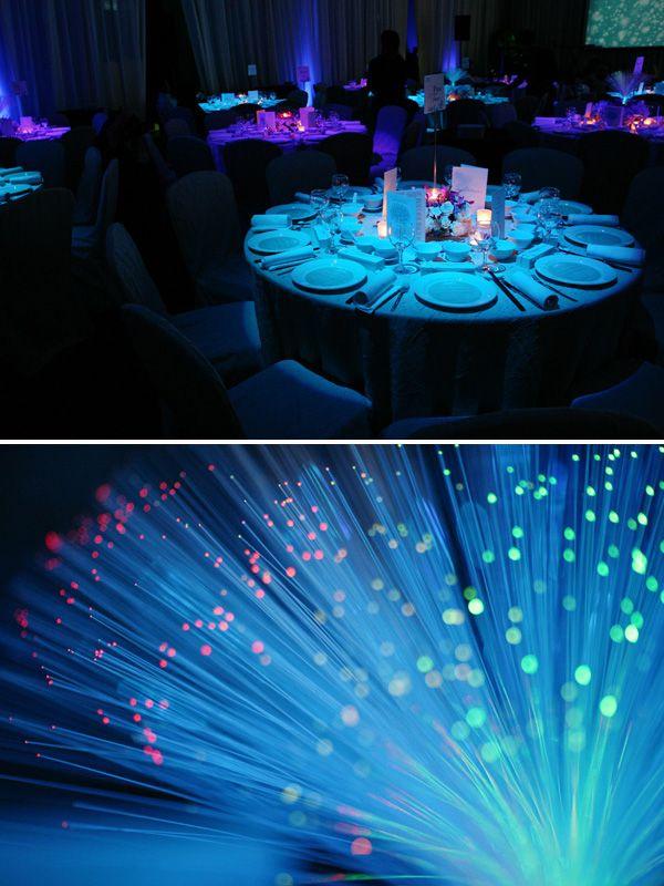 An Avatar Wedding Blue wedding