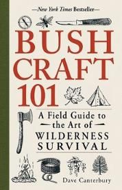 Bushcraft 101: A Field Guide to the Art of Wilderness Survival by Dave Canterbury is the #1 best seller in sports reference guides. http://www.happypreppers.com/Books.html
