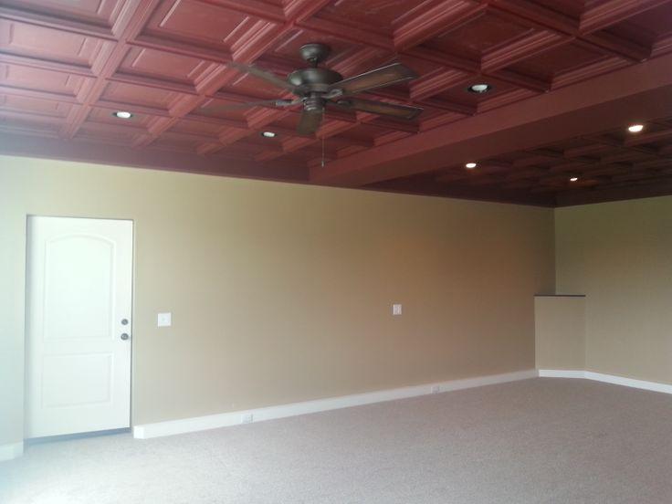 Best Of Ceiling Tile Ideas for Basement