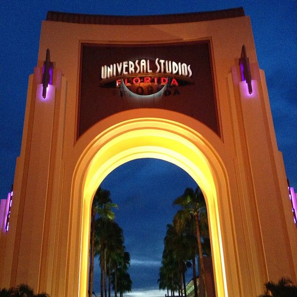 Universal Studios Florida in Orlando, FL. I mean.. who doesn't love amusement parks?