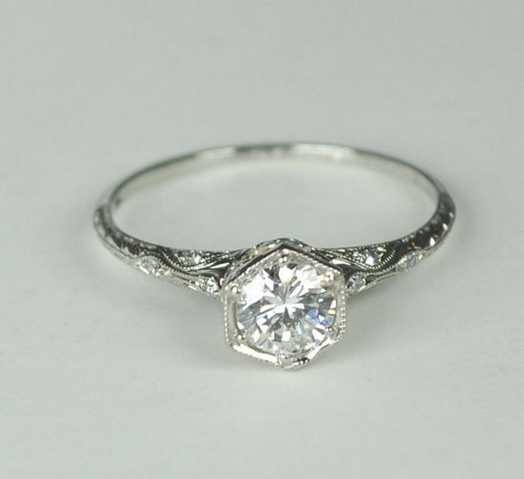 Best 25 antique style engagement rings ideas on pinterest best 25 antique style engagement rings ideas on pinterest antique wedding rings unique antique engagement rings and wedding rings vintage junglespirit Image collections
