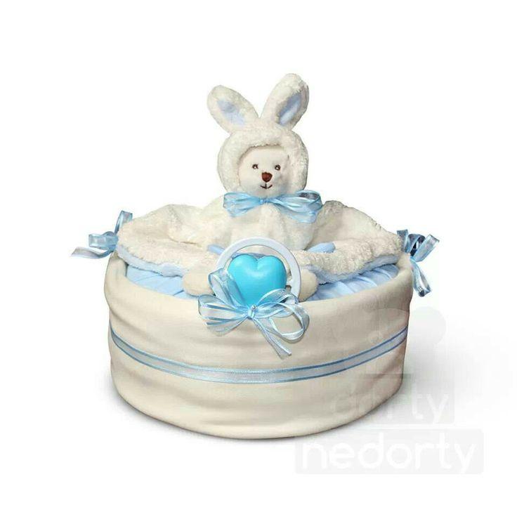 1PBA (nappy cake)