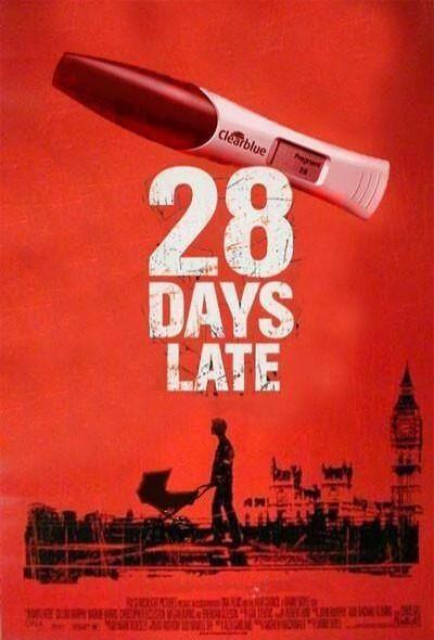 "Hilarious Photoshop Responses To Twitter's #1LetterWrongMovie ""28 Days Late"""